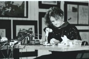 Alain Lefebvre Kohlenstoff records collective